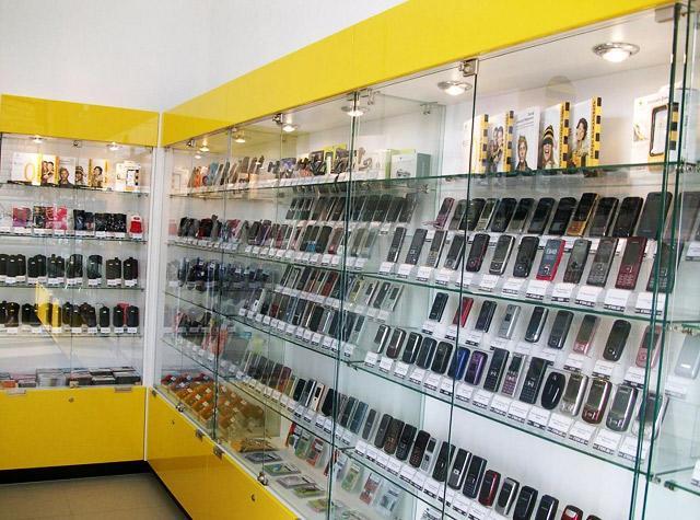 Салон сотовой связи